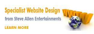 Web Design by Steve Allen